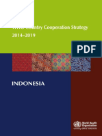4. WHO Country Cooperation Strategy
