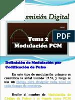 moduacion pcm