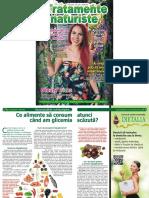Revista Tratamente Naturiste PDF 136