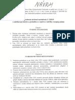 Nový návrh VZN - o udržiavaní čistoty a poriadku