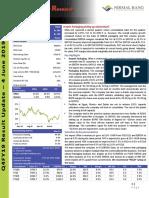 Uflex Ltd - Q4FY19 Result Update