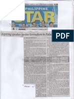 Philippine Star, June 24, 2019, Aspiring speaker invites lawmakers to Palace oath-taking.pdf