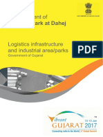 Logistics Park at Dahej