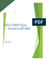 s4 Hana Finance Training Part 1