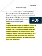 procedures portfolio