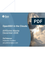 OpenSSO In the Cloud