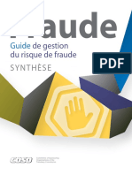 COSO Fraude Guide de Gestion Du Risque de Fraude Web