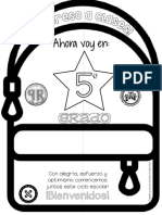 Lapbook Regreso a Clases 5to