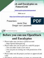 OpenStackTutorial Slides
