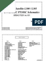 Toshiba.satellite.L300 L305.Inventec.pt10SC.6050A2170201.Rev.X01.Schematics