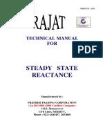 053 Steady State Reactances Xd Xq