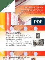 Career Development Report