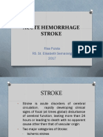 Stroke Hemorragic