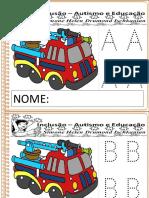 Bombeiros Alfabeto 2