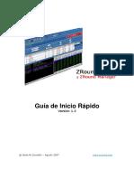 ZRound Guia de Inicio Rapido