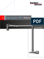Bras Flexible Pfa