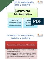 Documento y Registro