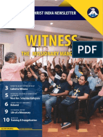 Witness - The Missionary Mandate | June 2019