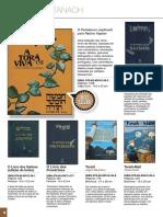 Bíblia Tanah Catálogo