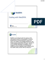 Coding With Meddra f2f Course