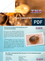 Pest Control Montgomery County PA
