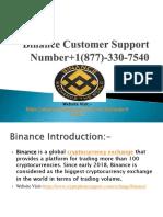 Binance support phone number Binance registration problem