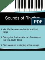 Sounds of Rhythm