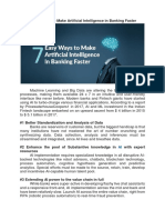 7 Easy Ways to Make Artificial Intelligence in Banking Faster 2