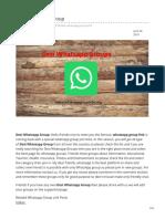 Whatsappgrouplinks.org-Desi Whatsapp Group