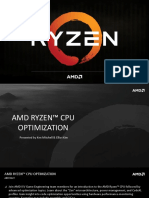 Amd Ryzen Cpu Optimization