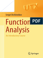 Functional Analysis    (     Sergei Ovchinnikov ).pdf