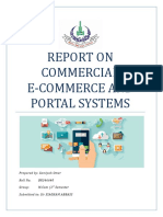 REPORT ON COMMERCIAL portals.docx