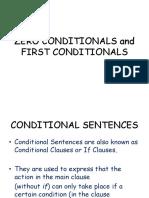 Conditionals explanation