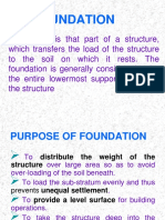 1. Types of Foundation