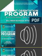 SHS Curriculum 2018-2019