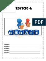 Proyecto Liga de Debate