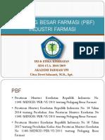 4. Pbf & Industri Farmasi