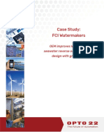 2306 Case Study FCI Watermakers