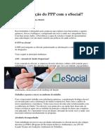 Qual a relação do PPP com o eSocial.docx