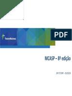 Item 14 - MCASP 8ª Edição - Modo de Compatibilidade