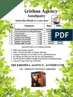 Krishna Agency.docx