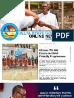 DSG Online Newsletter. Sunday June 23rd 2019 #5