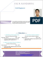 Dhaval New Updated Resume