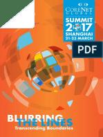 Shanghai Programme FINAL
