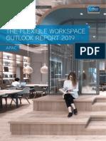 2019 Flexible Workspace Outlook