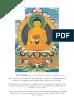 Buda, manifestaciones