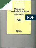 Livro Manual de Psicologia Hospitalar