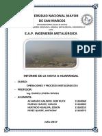 INFORME DE HURARANGAL ope1