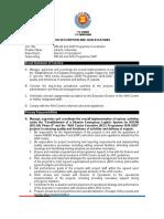 ACF Conducting KAP Surveys Jan13