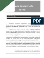 Apostila TCC Manual